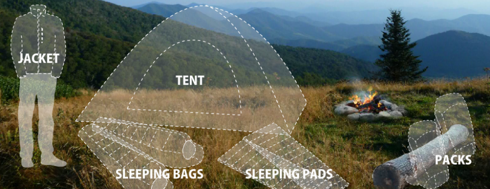 Explore my REI Camping & Hiking Guide